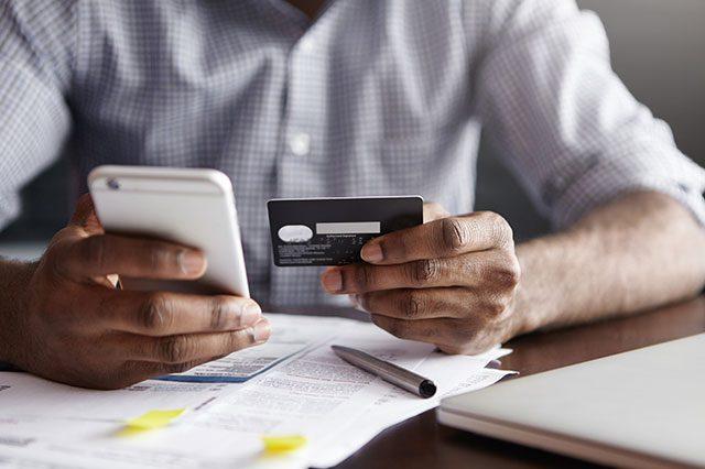 investigate paper bills to reduce business phone bill